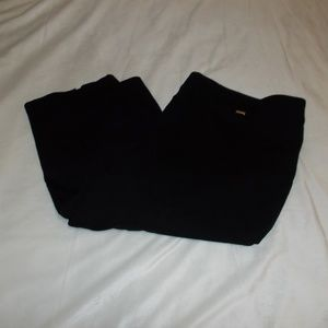 Peter Nygard Slims Pull On Cropped Pants Size 3X